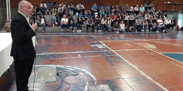 Se realizó la jornada provincial de Centros de Estudiantes Secundarios 2017