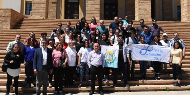 Doce escuelas de Mendoza fueron premiadas en la Feria Nacional de Innovación Educativa 2017