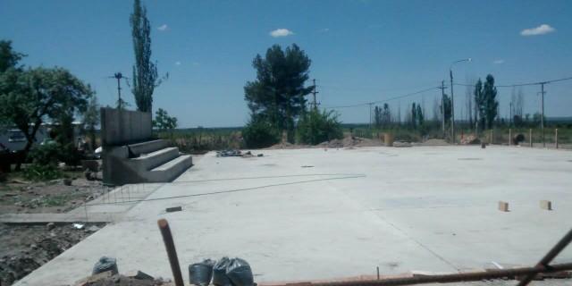 La Escuela Gabriela Mistral de Tunuyán tendrá su playón deportivo
