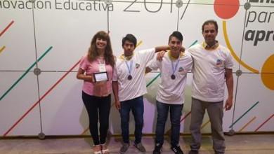 Feria Nacionald e Innovación Educativa