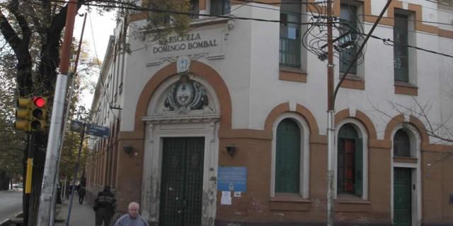 Infraestructura comenzará a reparar el techo de la Escuela Domingo Bombal