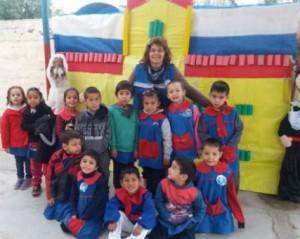 docente y alumnos jardin 0-134