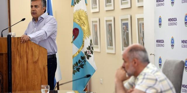 """Alfredo Cornejo: """"Este será el año de la educación"""""""