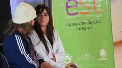 Taller de Educación Sexual Integral para tres escuelas Secundarias de la zona