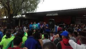 Maratón San Rafael