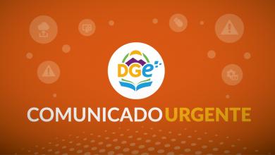 Placa COMUNICADO urgente