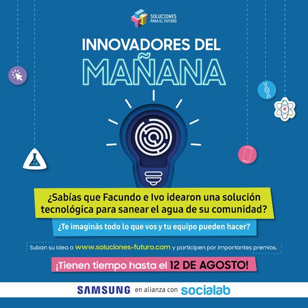 Concurso innovación samsung