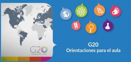 G20. Orientaciones para el aula