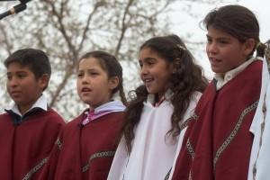 Acto por el Centenario de la escuela.