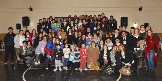 Se presentaron 45 proyectos en la Feria de Ciencias, Arte, Tecnología y Deporte de Godoy Cruz