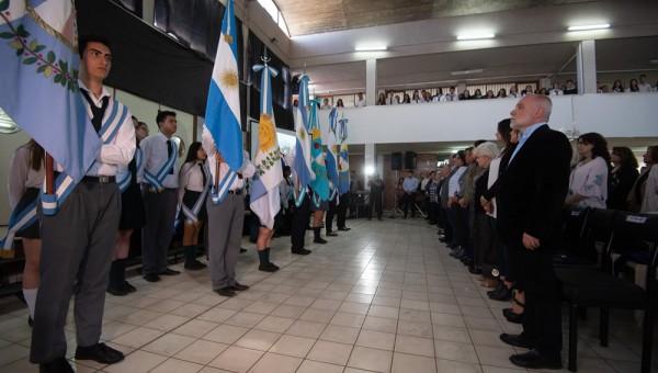La escuela secundaria Cosma de Lede cumplió 50 años