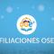 Afiliaciones OSEP