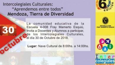Esc. Fray Mamerto Esquiú_Intercolegiales Culturales