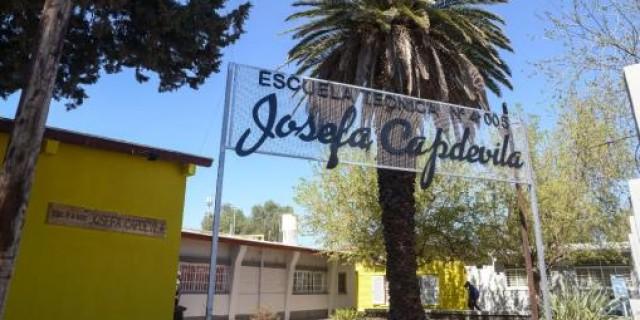 La Escuela Josefa Capdevila celebra 80 años con importantes reformas