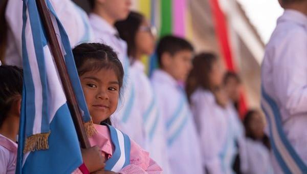 Cinco escuelas mendocinas festejaron sus centenarios