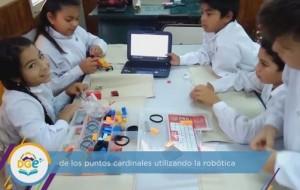 robotica y puntos cardinales