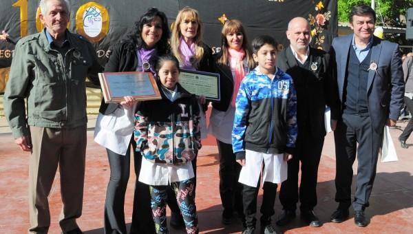 La escuela Espejo de Luján celebró su centenario