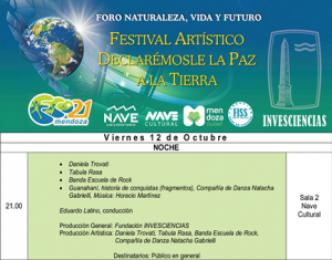 Programa FDLPT Viernes 12.10
