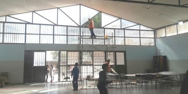 Infraestructura hará reparaciones varias en más de 50 escuelas de la provincia