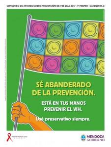 Afiche ganador 2017 - Categoría 2
