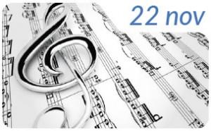 EFEMERIDES_NOVIEMBRE_Día musica