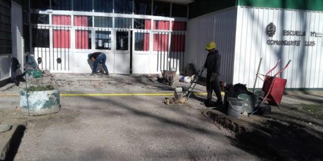 Infraestructura reparará más de 200 escuelas a partir del verano de 2019
