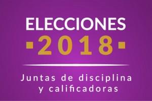 juntas elecciones placa