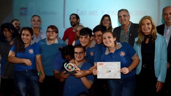 """Cientos de estudiantes participaron del festival audiovisual """"Ser Voz"""""""