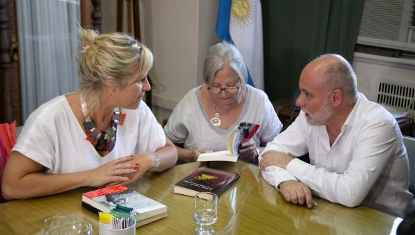 Mendoza aporta acciones para generar un proyecto educativo de calidad