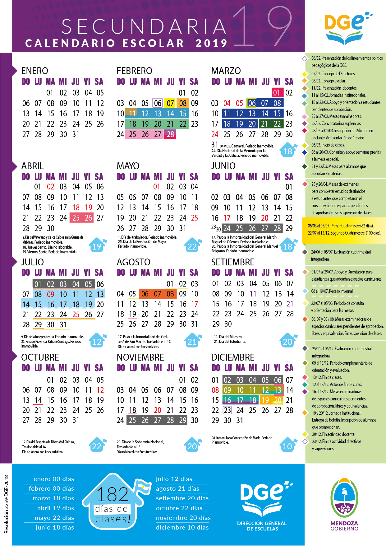 CALENDARIO_ESCOLAR_2019_SECUNDARIA