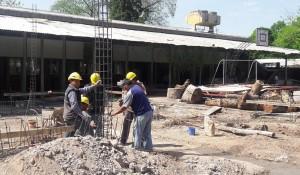 Infraestruc Esc San Rafela