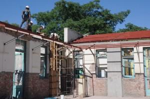Obra -reparación 25 Esc Gran Mendoza 3