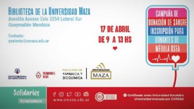 Campaña donación sangre_Universidad Maza_01