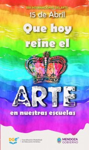 Día mundial del arte 2019