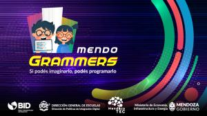 Placa MendoGrammers COMUNICADO