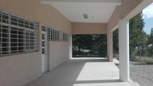ampliación de la escuela 4-025 Los Corralitos 2