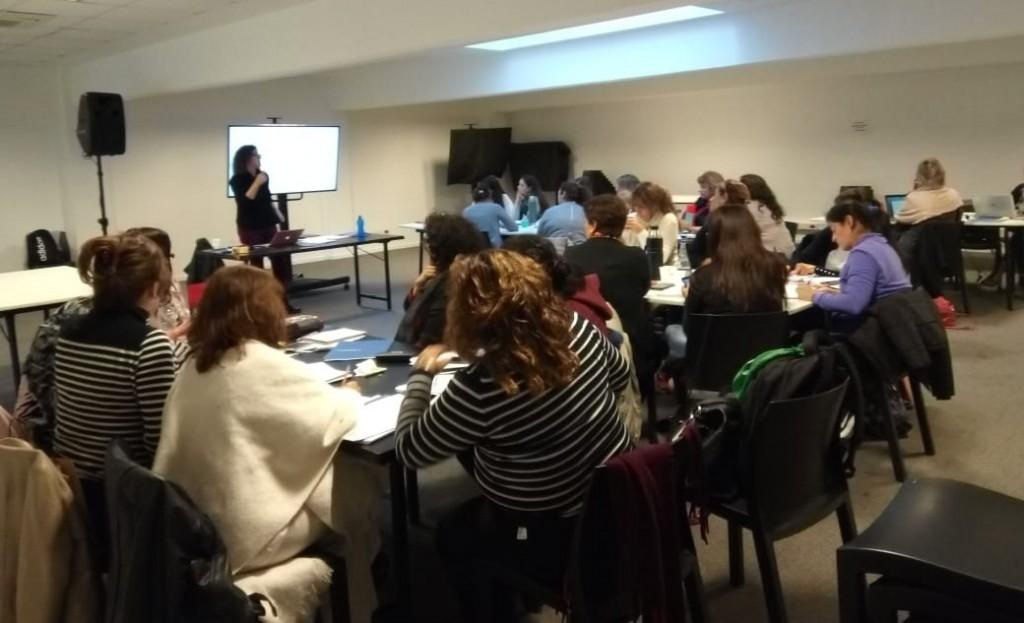 Actualización Académica sobre el desarrollo lingüístico y cognitivo 2