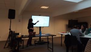 Actualización Académica sobre el desarrollo lingüístico y cognitivo 5