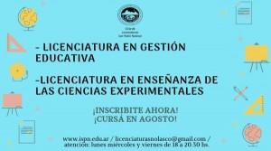Colegio_ San Pedro Nolasco_ LICENCIATURAS