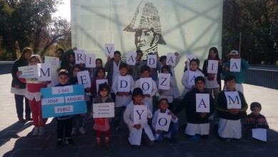 Esc de Rivadavia - Yo amo Mza 2