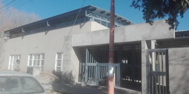 La ampliación de la Escuela Fuerte San Carlos está por concluir