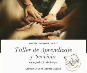 taller_aprendizaje en servicio