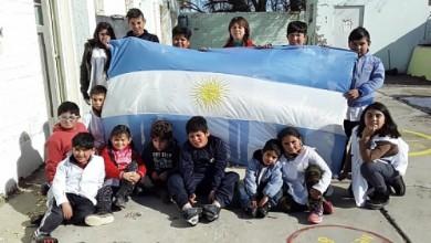 Escuela 1-598 Federico Palacios_Video día de la Bandera_02