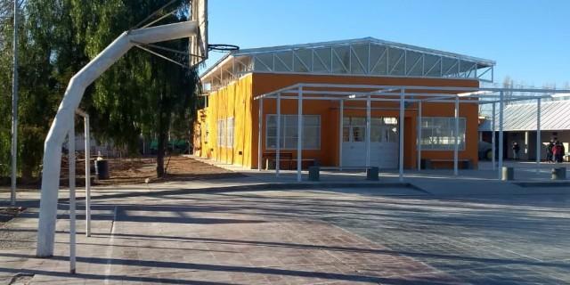 La ampliación y refuncionalización de la escuela Tito Francia, a un paso de ser concluida