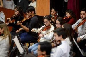 Direccion General de Escuelas. Encuentro Internacional Musical d