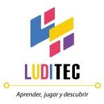 Logo abreviado de Luditec