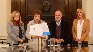 Direccion General de Escuelas - Distinción Domingo Faustino Sar