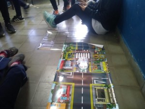 "Esc. 1-317 ""República de Venezuela _Actividades Artisticas_03"