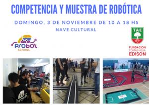 Competencia y Muestra de Robótica_ Fundación Alba Edison_02