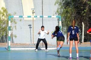Subsecretaria de Deportes- Finales de los Juegos Intercolegiales